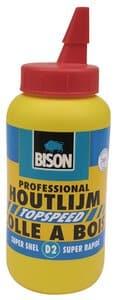 Bison topspeed houtlijm, 250 ml
