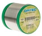 Hilo para soldadura electrónica BF26-1, 500 g