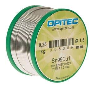 Electronica soldeertin loodvrij, 250 g