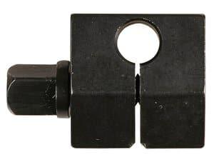 Zaagbladprisma, gleufbreedte 0,5 mm, met schroef