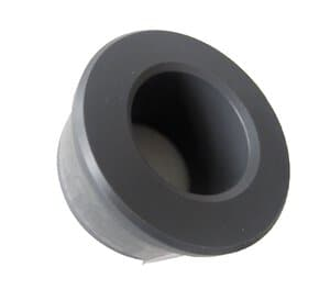 Hegner verloopstuk 58/40 mm, per stuk