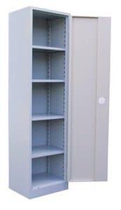 Eendeurskast 200x53x45cm rechtsdraaiende deur