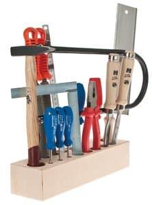OPITEC Grundwerkzeugblock Holz Standard