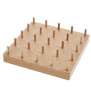 Planche d'apprentissage géométrique,