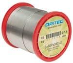 Elektronicasoldeer Sn60Pb38Cu2, 1000 g spoel
