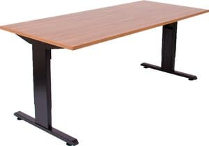 Bureautafel in hoogte verstelbaar, 160 x 80 cm