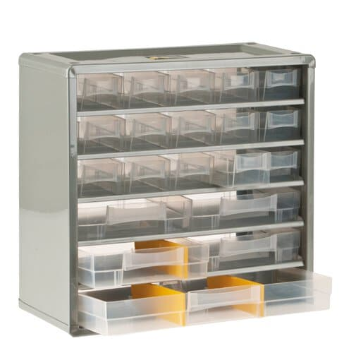 meuble casier en m tal allit varioplus opitec. Black Bedroom Furniture Sets. Home Design Ideas
