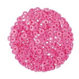 Katsuki Scheiben (6 mm), 300 Stück pink