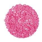Perlas Katsuki , ø 6 mm, rosa
