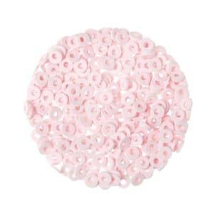 Katsuki Scheiben (6 mm), 300 Stück rose