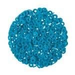 Katsuki Scheiben (6 mm), 300 Stück blau
