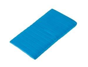Kleefpads blok, verwijderbaar, blauw, 150 g