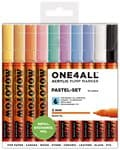 MOLOTOW[TM] ONE4ALL[TM] Acrylic Pump Markers