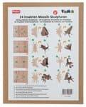 PlayMais mozaïek kartonnen figuren - Insecten