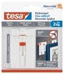 tesa klevende spijkers voor behang/gips (2x2kg)