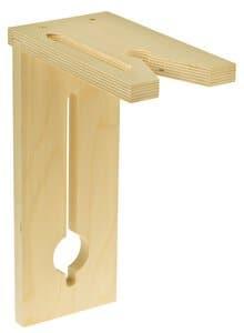 Petite table pour scie à chantourner, la pièce