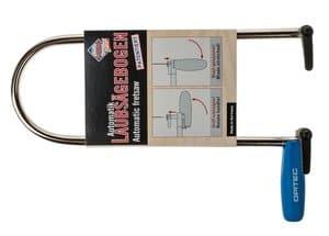 OPITEC Laubsägebogen mit Schnellspanner (320 mm)