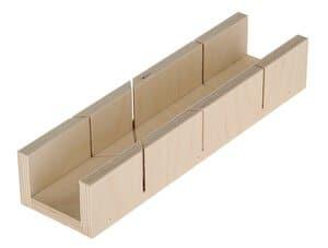 Boîte à onglets en bois, Version larg...,