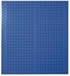 GWS stalen ophangbord fipro, 949 x 988 mm , Blauw