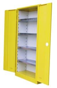 Chemicaliënkast, 200x100x45 cm