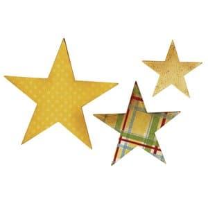 Sizzix Bigz Die Schablone - Stars