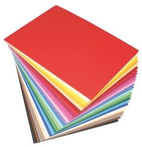Gekleurd papier, kleurrijk (A4) 500 vel