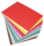 Tonpapier, 500 Blatt 25-farbig (DIN A4)