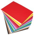 Fotokarton (A4) kleurrijk, 250 vel