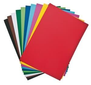 Gekleurd karton (160 g/A3) kleurrijk, 50 vel