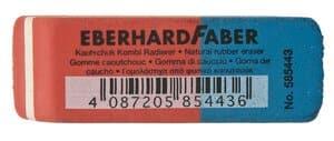 Gum voor potlood en inkt, Eberhard Faber