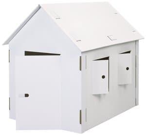 XXL speelhuis van karton