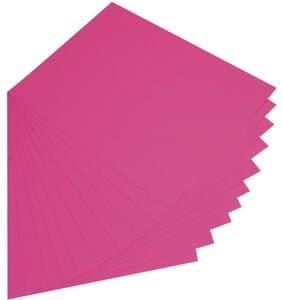 Gekleurd papier, 50 x 70 cm, 10 vel, pink