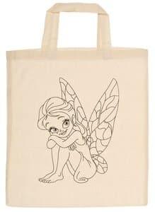 Baumwolltasche Fairy (38 x 42 cm)