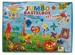 Knutselkoffer Jumbo, 107-delig