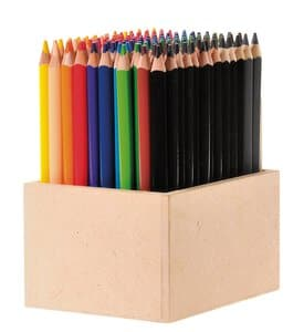 Crayons de couleur Jumbo Opitec , Forme...,