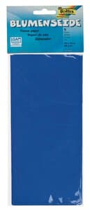 Zijdepapier (50 x 70 cm) donkerblauw, 5 vel