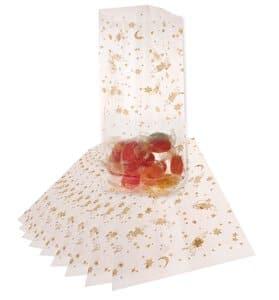 Zellglasbeutel, 10 Stück Weihnachten(145 x 235 mm)