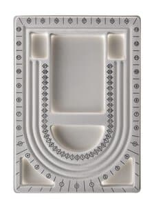Perlen-Fädelablage (24 x 33 cm)