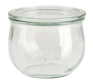 WECK® glas met deksel, H=87mm, D=110mm