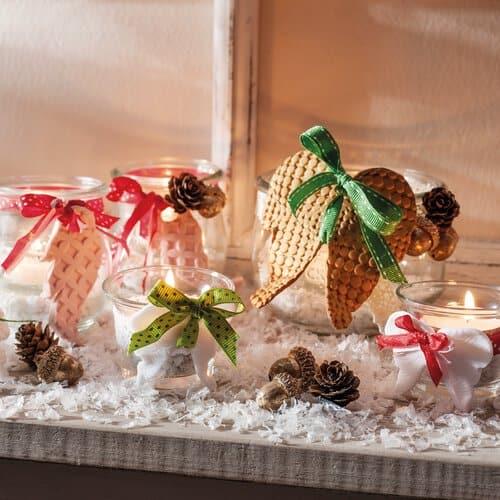 die sch nsten bastelideen f r advent und weihnachten. Black Bedroom Furniture Sets. Home Design Ideas