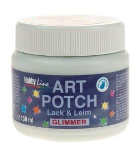 Vernis & Colle Art Potch Glimmer, 159 g