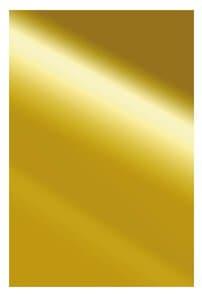 Spiegelkarton, 50 x 70 cm, goud, 1 vel