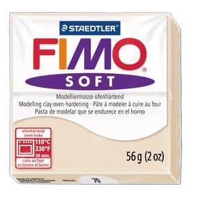 Pâte FIMO soft/FIMO effect, FI..., sahara