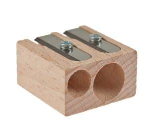 Doppelspitzer Holz