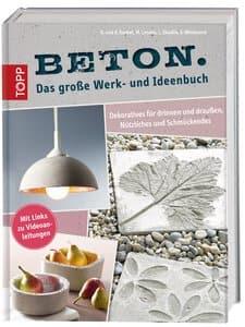 Buch 'Beton - Das große Werk- und Ideenbuch'