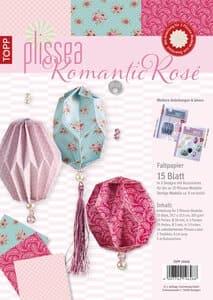 Plissea-Set Romantic Rose