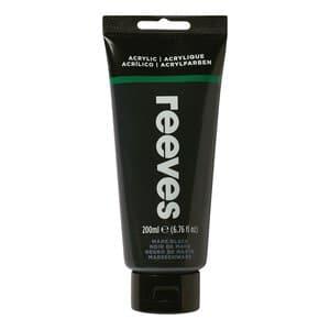Acrylverf Reeves (200 ml) marszwart
