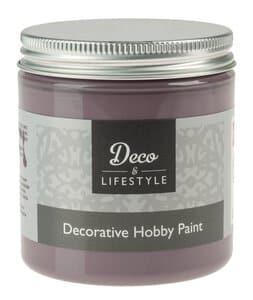 Hobbyfarbe, chalk 230 ml taupe
