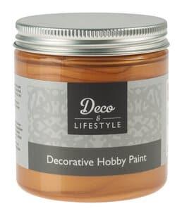 Hobbyfarbe, chalk 230 ml antikgold