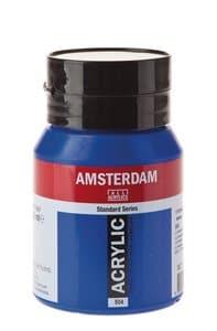 Amsterdam Acrylfarbe 500 ml, ultramarin